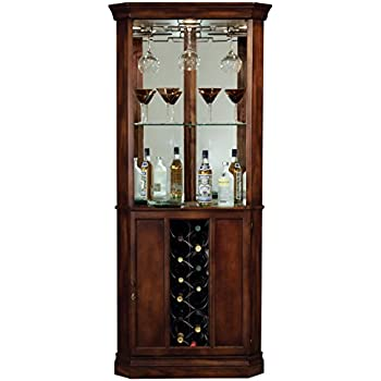 Merveilleux Howard Miller 690 000 Piedmont Corner Wine Cabinet