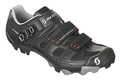 Scott MTB Pro Zapatillas, Unisex Adulto, Negro, 40