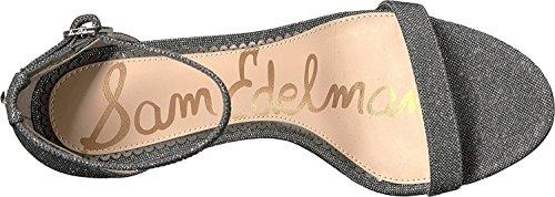 Sam Edelman Kvindernes Patti Kjole Sandal Tin Flotte Mesh Stof b2YXLEd6Dd
