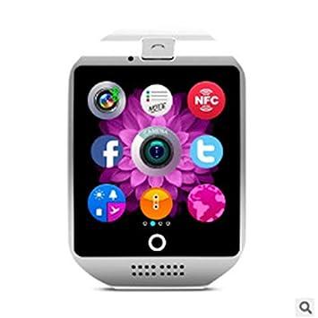 Smart Watch Teléfono Cámara de Gama Alta Pantalla Curva Smart ...