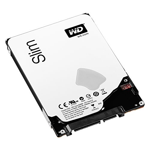 WD Blue 1TB Laptop 7mm Hard Drive: 2.5 Inch, SATA 6Gb/s, 5400 RPM, 8MB Cache (WD10SPCX) by Western Digital (Image #4)