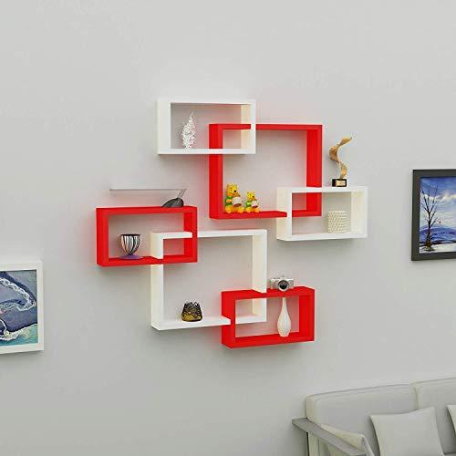 floating best 6 shelves for home office
