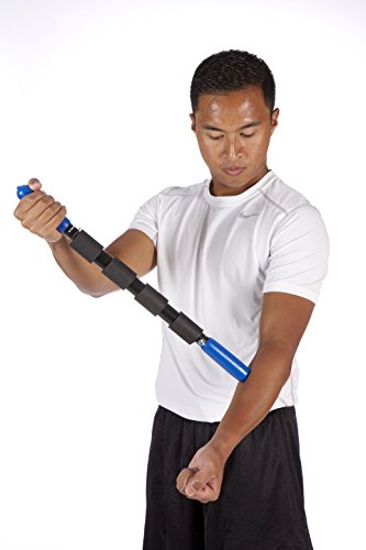 Pro-Tec-Athletics-Roller-Massager-w-Trigger-Point-Release-Grips-Made-in-USA