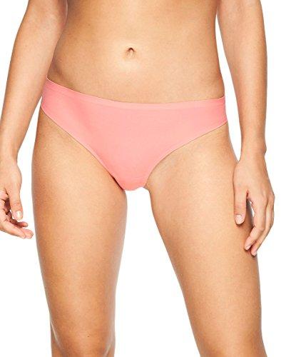 Chantelle Soft Stretch Thong, One Size, Grapefruit