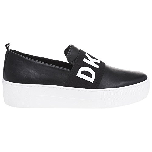 Nero Donna Sneaker Alicia On DKNY Slip gq0SHOw