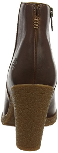 Timberland Tillston Peep-Toe, Stivaletti Donna Marrone (Wheat Tbl Forty H37)