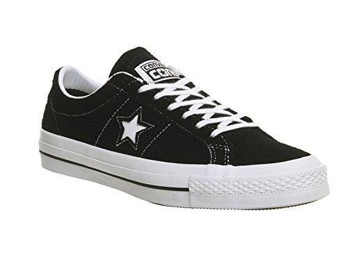 Noir Skate Converse Shoe One Star PEYpqIg