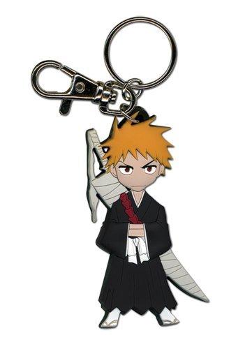 Key Chain: Bleach - Chibi Ichigo by GE (Bleach Chibi Keychain)