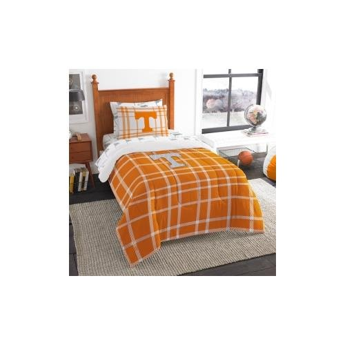NCAA Tennessee Volunteers Soft & Cozy 5-Piece Twin Size Bed in a Bag Set by Northwest