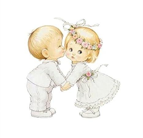 5 Telas impresas niños para saquitos regalo bodas, bolsas de perfumes, colchas bebe,