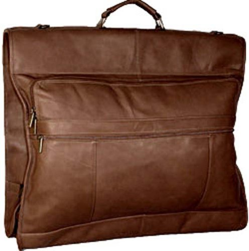 Kings Hanging - David King & Co. 42 Inch Garment Bag, Cafe, One Size