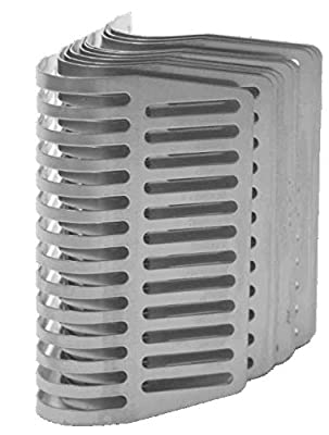 Rid-O-Mice Stainless Steel Brick Weep Hole Covers