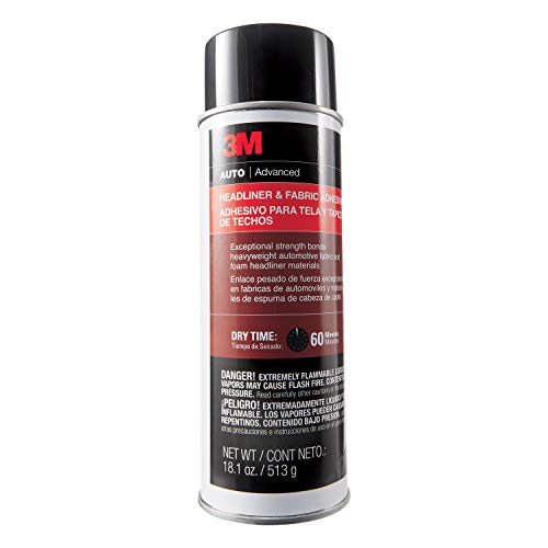 3M 38808 Headliner and Fabric Adhesive - 18.1 oz.