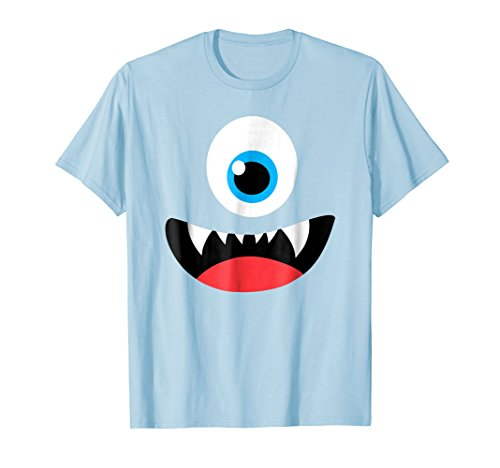 Funny Scary Monster Costume Halloween Shirt ()