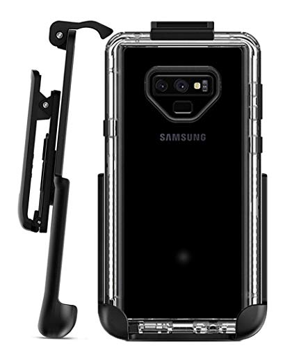Encased Belt Clip Holster Compatible with Lifeproof Next Case - Samsung Galaxy Note 9 (case not Included)