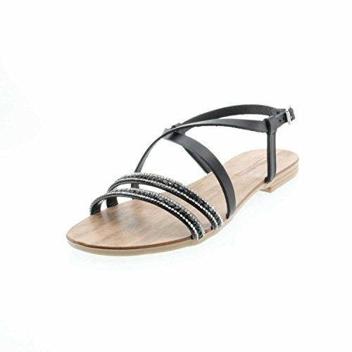 Noir Femme Esprit Sandales pour Esprit Esprit pour Sandales pour Esprit pour Sandales Femme Femme Noir Noir Sandales Femme Fa5pxqHwa