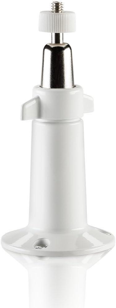 Arlo Accesorio oficial VMA1000 - Soporte de Anclaje ajustable para exterior, para videocámaras Arlo, blanco