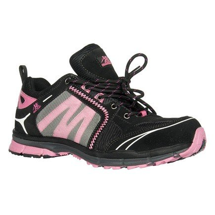 Women's Moxie Trades Robin Lightweight Aluminum Safety Toe Athletic Runners 10 Medium