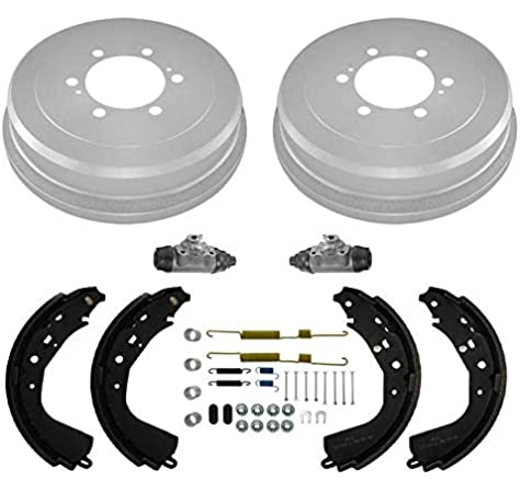2000 For Toyota Tundra Rear Drum Brake Shoes Set with 2 Years Manufacturer Warranty Both Left and Right