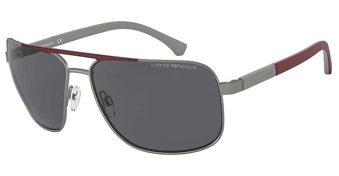 Amazon.com: Emporio Armani EA 2084 - Gafas de sol para ...