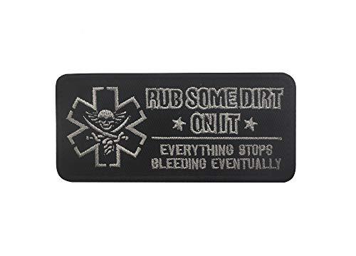 Rub Patch,Rub Some Dirt On It