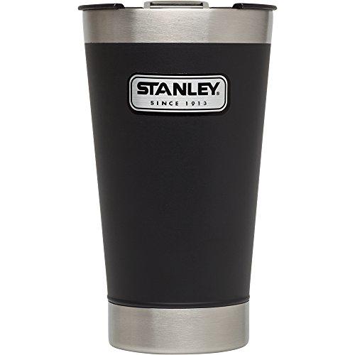 Stanley Classic Vacuum Pint, Matte Black, 16 oz ()