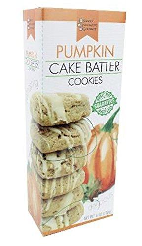 Pumpkin Cake Batter Cookies, 6 Ounce