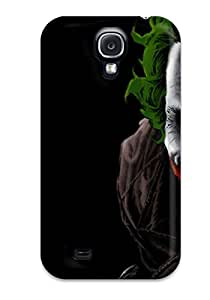 Hot New The Joker Case Cover For Galaxy S4 With Perfect Design