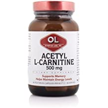 Olympian Labs Acetyl L-Carnitine, 500 mg, 720 Count