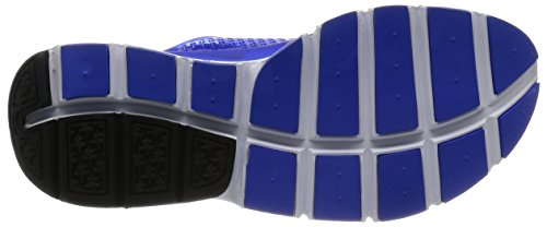 Nike Sock Dart Se, Zapatillas de Deporte Para Hombre Azul (Racer Blue / Racer Blue-White)
