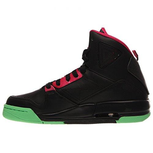 Nike Jordan Sc-3 Gg Jeugd Trainers 630611 Sneakers Schoenen Zwart / Licht Lucide Groen / Levendig Roze
