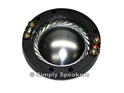 SS Audio Altec Lansing Speaker Replacement Horn Diaphragm 26420XX, 604, 802, 806, 808, 902, 904, 908, and many others, 8 ohm
