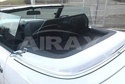 Airax Windschott Für R107 280 300 350 380 420 450 560 Sl Windabweiser Windscherm Windstop Wind Deflector Déflecteur De Vent Auto