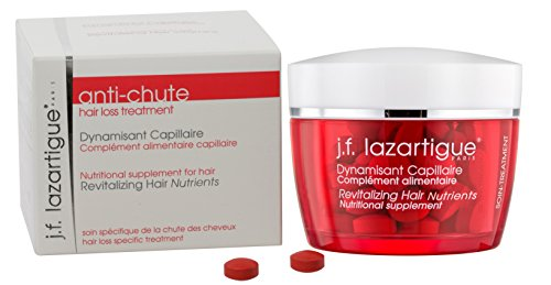 J.F. Lazartigue Revitalizing Hair Vitamin Tablets 60 tablets (J Lazartigue Vitamins F)