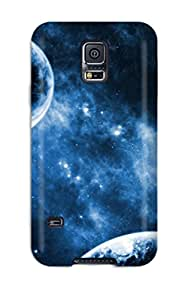 Fashionable Style Case Cover Skin For Galaxy S5- Space Art