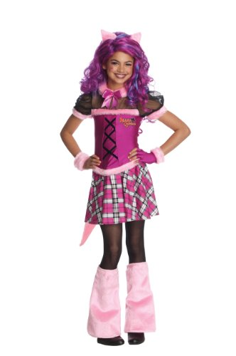 Rubie's Drama Queens Child Wild Thang Costume - (Werewolf Girl Dress Up)