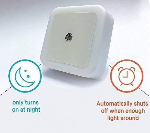 Izizi Led Night Lamp with Sensor, Led Night Light