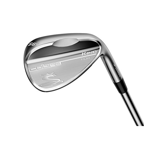 (2017 Cobra King Raw Wedge (Men's, Right Hand, Steel, Wedge Flex, Classic Grind, 60.0 Degree))