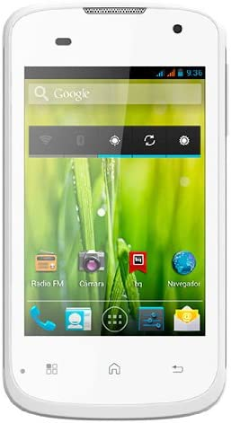 BQ Aquaris 3.5 - Smartphone Libre Android (Pantalla 3.5