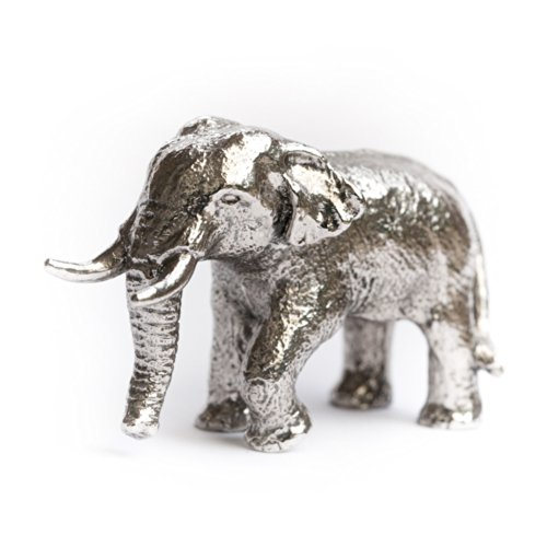 Elephant Made in UK Artistic Style Animal Figurine Collection
