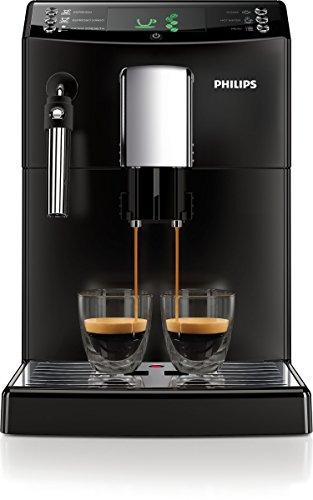 Philips-HD883101-3100-Serie-Kaffeevollautomat-klassischer-Milchaufschumer-schwarz