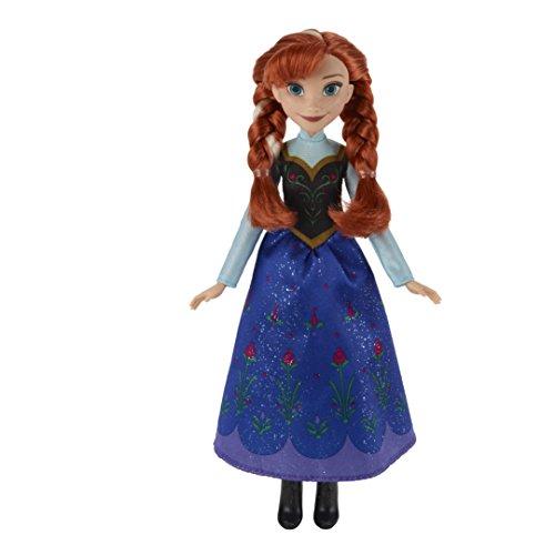 Hasbro Disney Die Eiskönigin B5163ES2 - Disney Die Eiskönigin Anna, Puppe