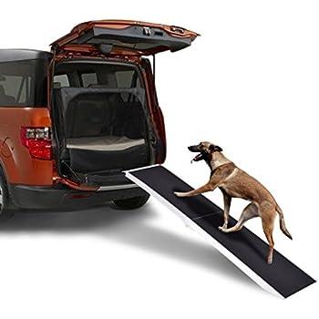 Amazon.com : Goplus 7FT Pet Ramp Portable Aluminum Incline