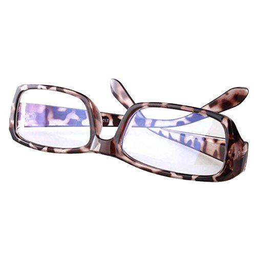 de Xinvision Gafas Lente azul Moda Vintage Filtro ojos Previniendo Retro Mujer Claro fatiga luz Computadora Hombre Anti Leopardo los ExXBEHrqwn