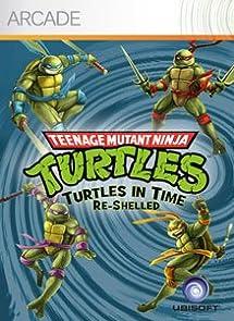 Amazon.com: Teenage Mutant Ninja Turtles: Turtles in Time Re ...