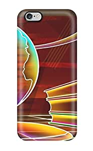 New Style ZippyDoritEduard Neon Premium Tpu Cover Case For Iphone 6 Plus(3D PC Soft Case)