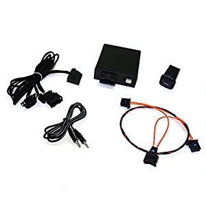 aux adapter audi with mmi 2g navigation systems high for. Black Bedroom Furniture Sets. Home Design Ideas