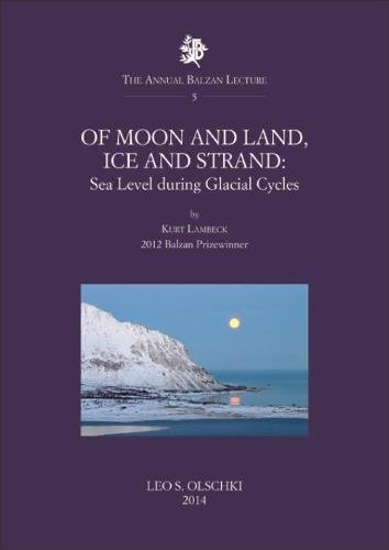 Of Moon and Land, Ice and Strand: Sea Level during Glacial Cycles