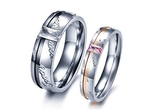 ANVI Jewellers Valentines Day Special Love Ring for Girl and Loved Ones Best Gift
