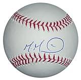 MANUEL MARGOT SIGNED OFFICIAL MANFRED BASEBALL w/MLB HOLOGRAM SAN DIEGO PADRES